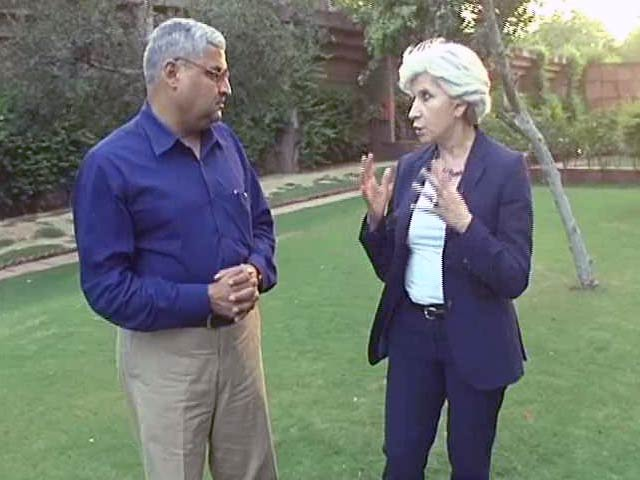 Video : India Can Lead at Paris Summit, Says French Climate Change Ambassador Laurence Tubiana