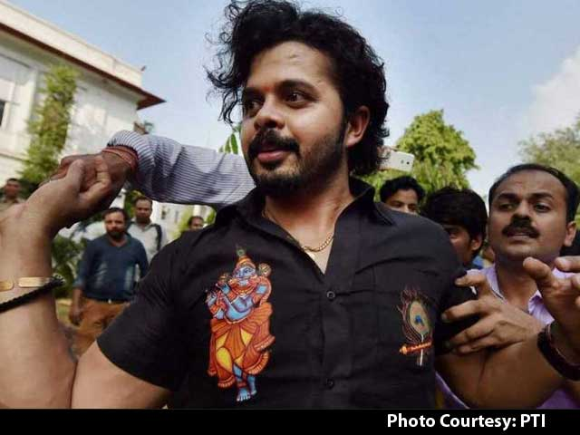 Video : Should BCCI Lift Ban on Sreesanth? Kerala Backs Pacer's Return Despite Odds