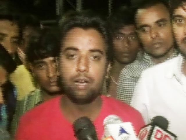 Video : In Neck-Deep Water, We Waited For 4 Hours, Train Accident Survivor Relives Horror