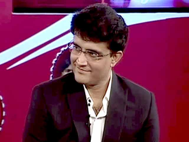 Video : Students From SMS Schools Interacts With Sourav Ganguly