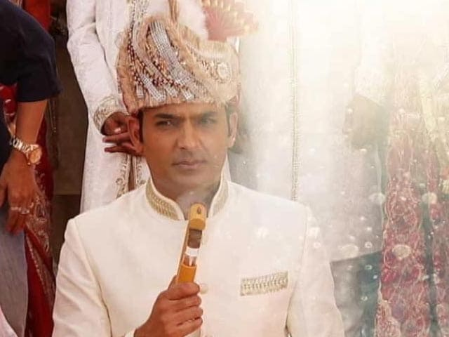 Video : What's Kapil Sharma Doing Dressed as Groom?