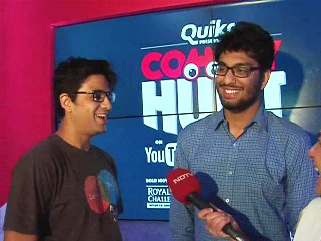Video : Not Everyone is Offended: AIB's Rohan Joshi