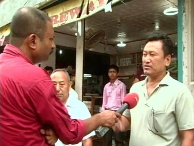 Video : Naga Groups In Dark About Deal With Centre, People Wary
