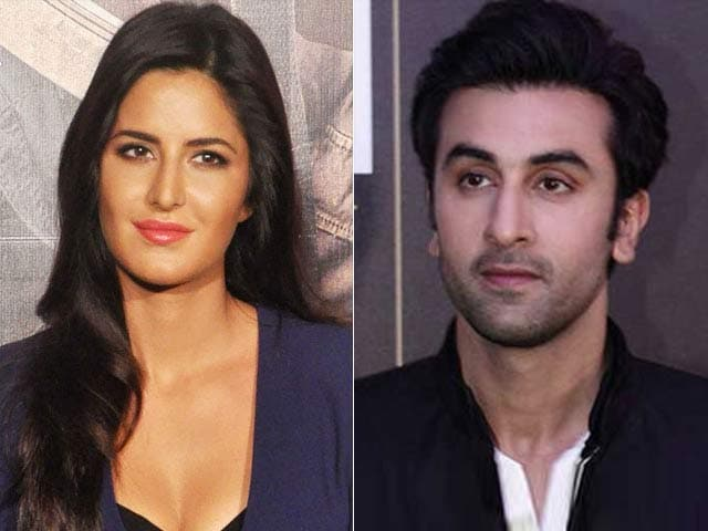Video : Is Katrina Still Insecure About Ranbir?