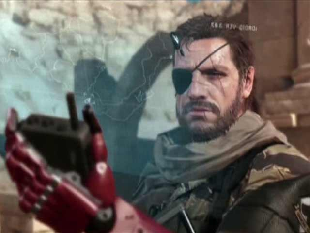 Video : Metal Gear Solid V: The Phantom Pain Preview