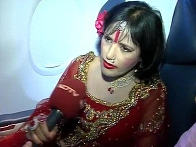 Video : 'Have No Complaint Against Anyone,' Says 'Godwoman' Radhe Maa After Being Booked in Dowry Case