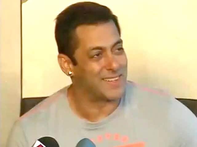 Salman 'Enjoyed' People Sobbing Through Bajrangi Bhaijaan