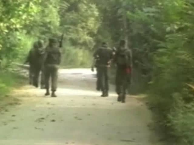 Video : Search On for Terrorist After Encounter in Jammu and Kashmir's Ratanpore