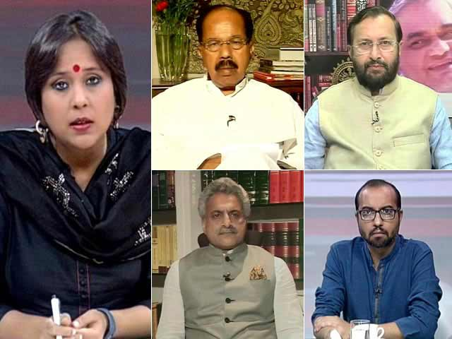 Video : Team Sonia vs The Rest: Congress Tax on Indian Economy?