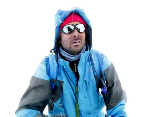 Video : Indian Army Soldiers Trapped in an Avalanche on Mount Everest