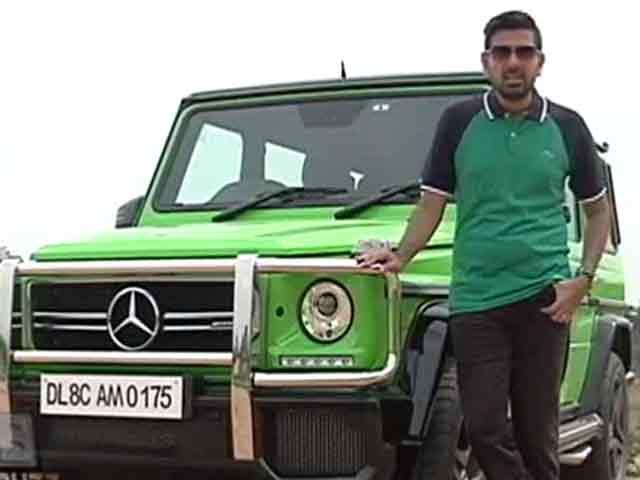 Video : CNB Bazaar Buzz: Ford Figo Aspire & Yamaha YZF-R3 Launches, Mercedes-AMG G63 Crazy Colour