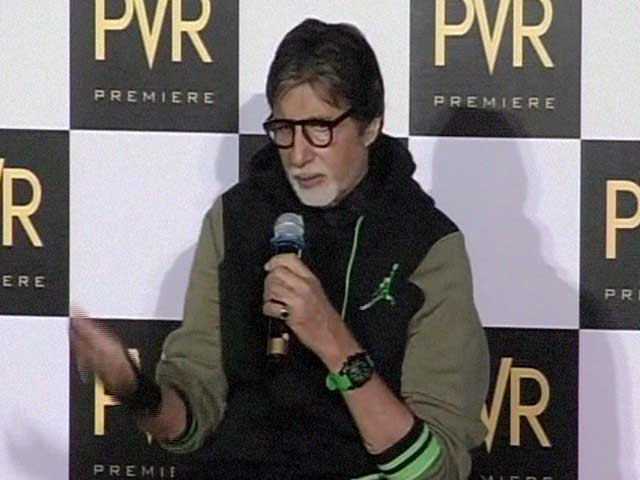Wanted to Play Gabbar in Sholay: Big B