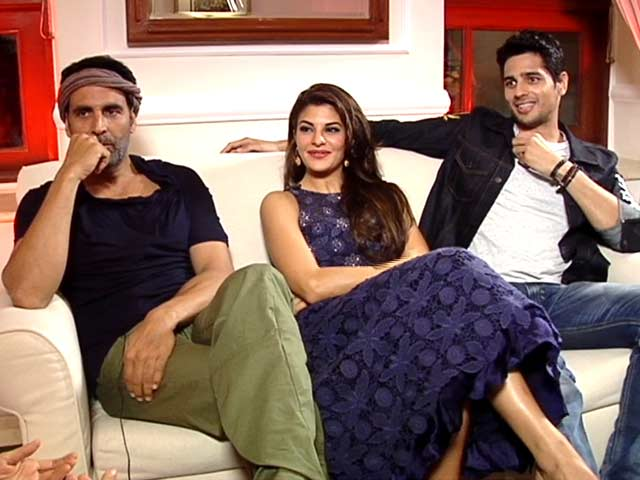 Brothers for Life:  In Conversation With Akshay Kumar and Sidharth Malhotra