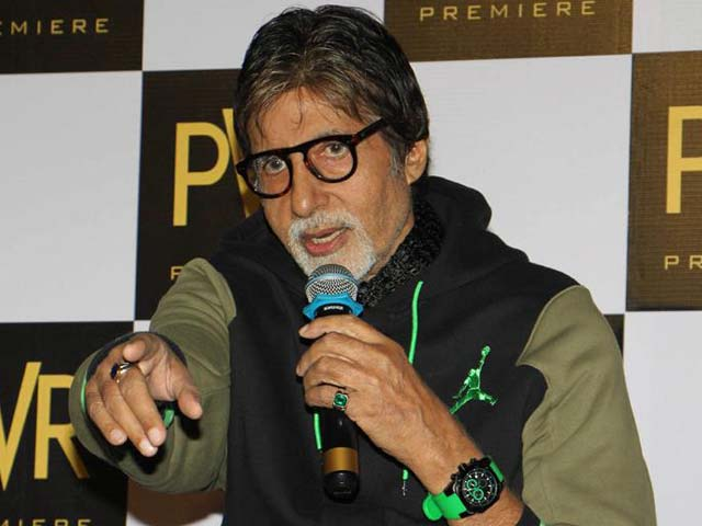Big B on 40 Years of Sholay
