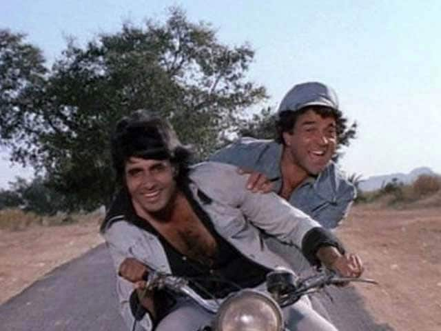 Celebrating 40 Years of Sholay