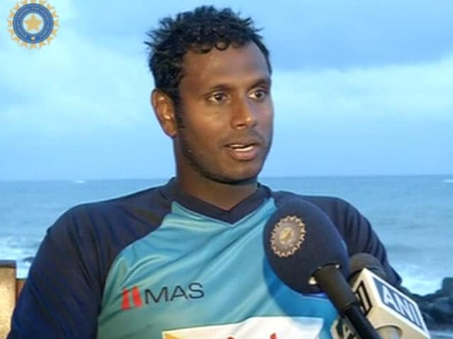 Video : Kumar Sangakkara Has Been Backbone of Sri Lanka Cricket: Angelo Mathews