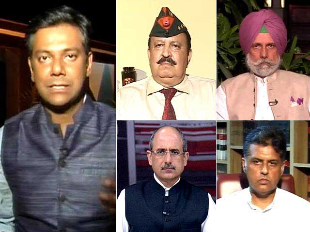 Video : NSA Talks Amid Pak Shelling: Eye to Eye on Border, Hand in Hand in Delhi?