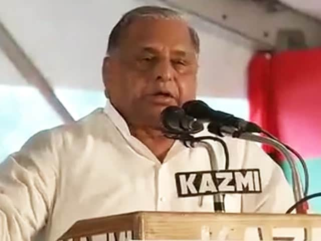 Video : Rape by 4 Men, Is it Possible?': Mulayam Singh's Shocker Sparks Outrage