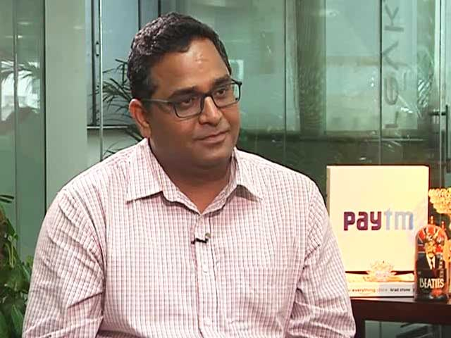 "Video : ""Couldn't Speak English, Stopped Attending College Classes"": Paytm Founder"