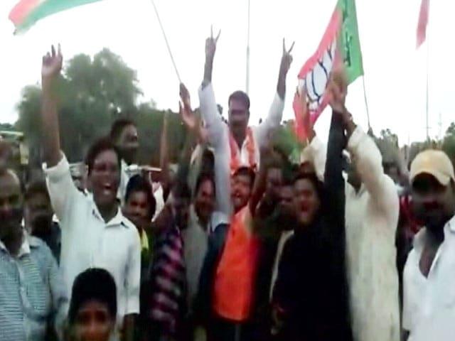 Video : राजस्थान निकाय चुनाव में बीजेपी आगे, लेकिन वसुंधरा को लगा झटका