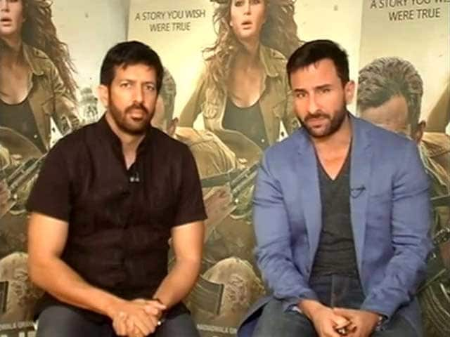 Video : Pakistan's Decision to Ban Phantom is Bizarre: Saif Ali Khan to NDTV