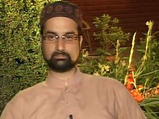 Video : We Will Attend Pakistan High Commission's Reception: Mirwaiz Umar Farooq