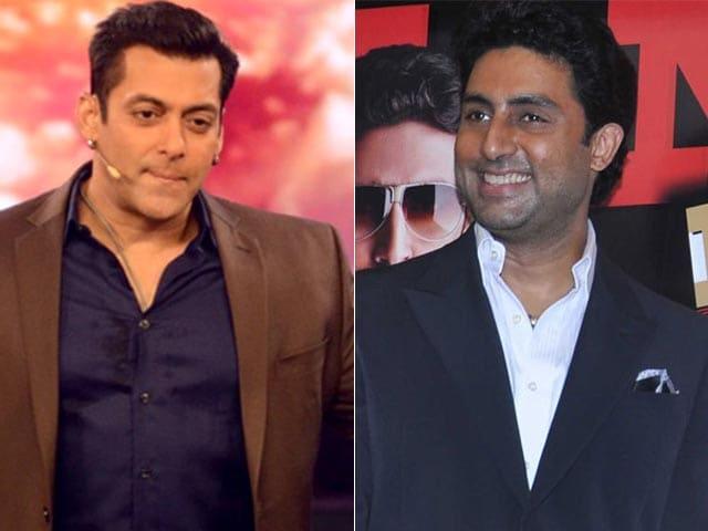Abhishek on Rishi Kapoor, Salman to Host Bigg Boss 9?