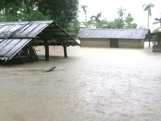Video : 3 Lakh Affected in Assam Floods, Army Deployed for Rescue and Relief Ops