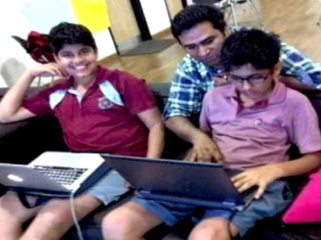 Video : NDTV School TV : Short Films Made by School Students