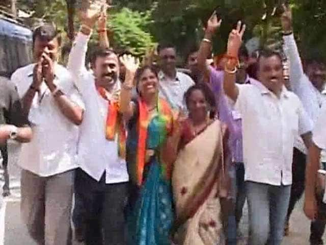 Video : Bengaluru Sticks With BJP, PM Tweets 'Hat-trick'