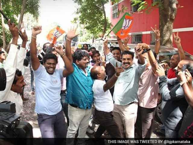 Video : बेंगलुरु निकाय चुनावों में बीजेपी ने हासिल की जीत