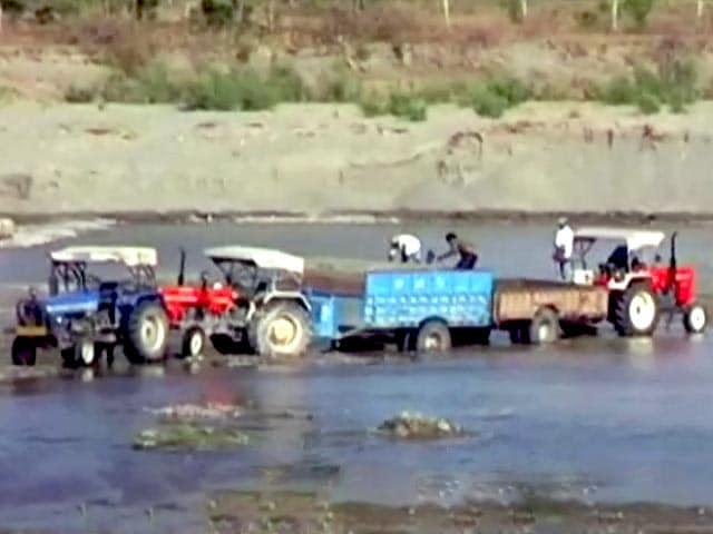 Video : Exclusive : उत्तराखंड में नदियों के खनन में अरबों का घोटाला