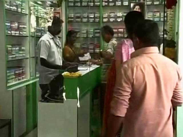 Video : Ahead of Polls, A Thumbs Up for Jayalalithaa's 'Amma' Prescription