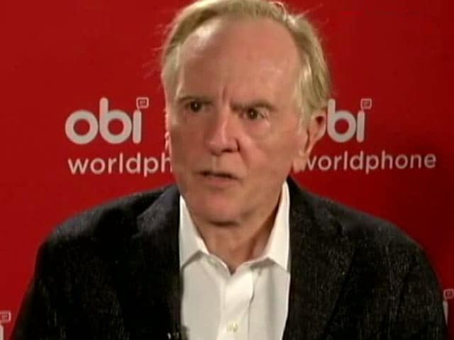Video : Former Apple CEO John Sculley's Obi Worldphone Unveils Budget Handsets