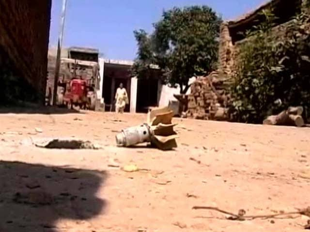 Video : Fear in Border Villages after Pakistani Shelling Leaves 3 Dead in Jammu