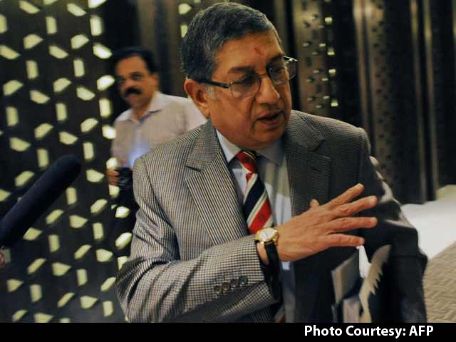 Video : 'N. Srinivasan Behaved as if he is Still the Boss of BCCI'
