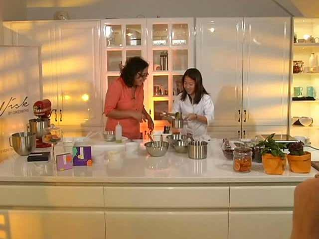 Video : Singapore's Best Sweets with Celebrity Dessert Chef Janice Wong