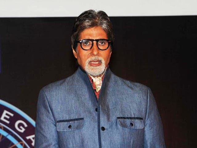 Video : Big B's Social Media Shock