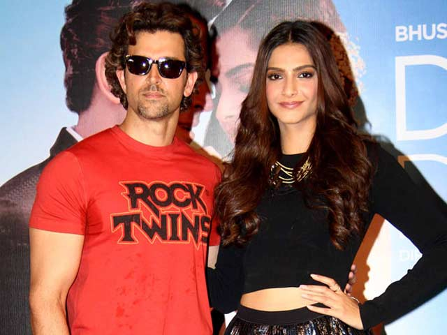 Hrithik, Sonam Sizzle in Honey Singh's Dheere Dheere Version