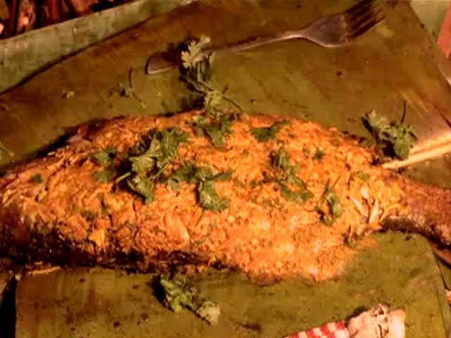 Video : Red Snapper with Konkan Style Salsa
