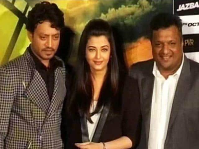 No Shades of Green for Aishwarya's Jazbaa
