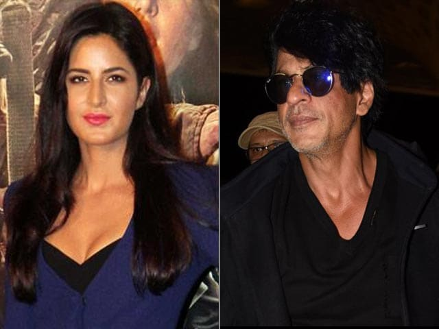 Video : SRK, Katrina in Anand L Rai's Next?