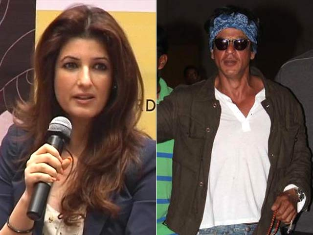 Mrs Funnybones Tops Non-Fiction List, SRK in Anand L Rai's Next?