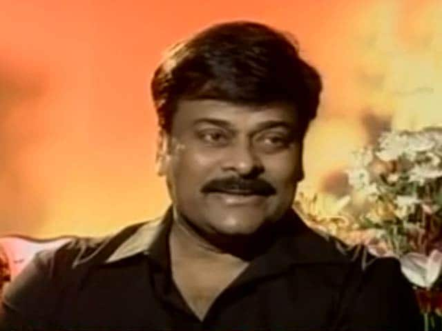 Video : Make Way for the Megastar Chiranjeevi