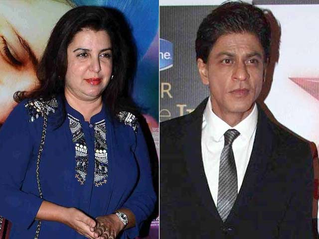 Video : Shah Rukh and Farah Have a New Film