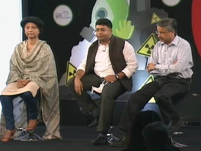 Video : Philips NDTV Breathe Clean Conclave (Act For Better Air: Part 2)