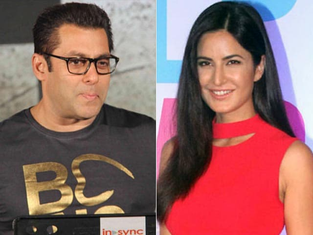 Salman, Katrina in Next Film?