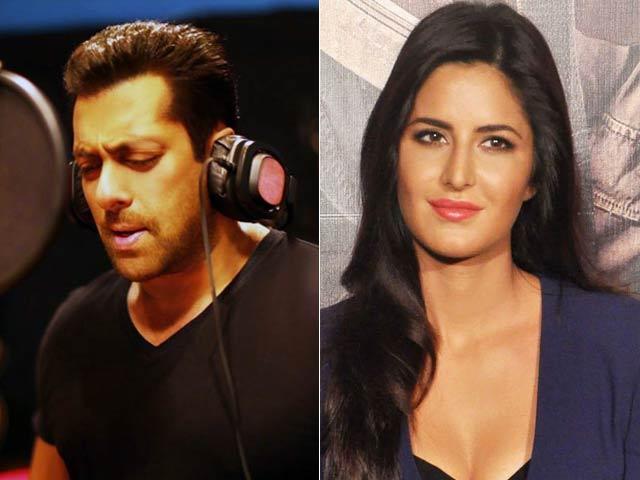 Making of Hero Song, Salman, Katrina in Next Film?