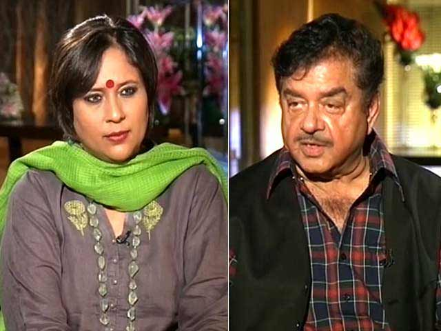 Video : 'PM Modi's Remark on Nitish's DNA Avoidable': Shatrughan Sinha Takes Aim