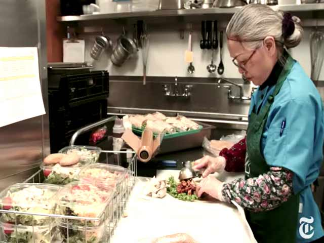 Video : Serving Up School Lunches of Tomorrow